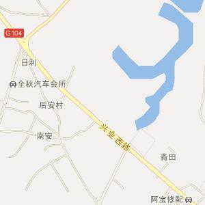 福清高山电子地图_高山在线公路地图图片