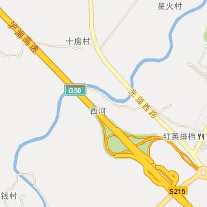 安徽电子地图 宣城电子地图