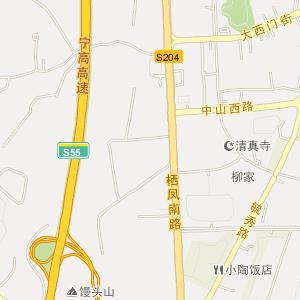 溧水永阳电子地图_中国电子地图网
