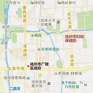 江苏扬州电子地图_中国电子地图网
