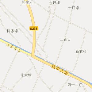 江苏电子地图 镇江电子地图
