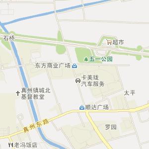 扬州仪征电子地图_中国电子地