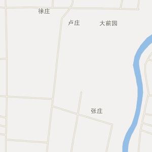 梁园区-周集乡交通地图图片