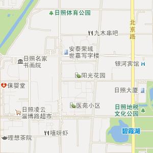 石臼市场位于滨海二路, 靠近万平口的灯塔.