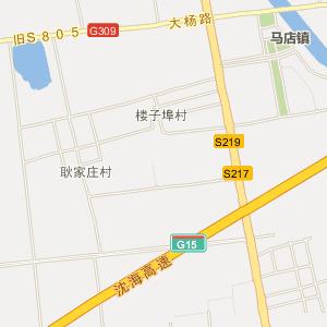 胶州市胶北镇 电子 地图