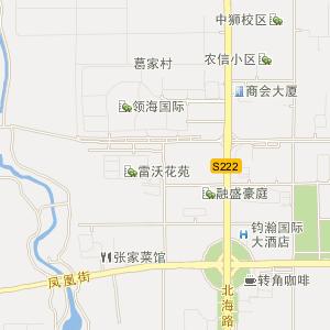 潍坊坊子电子地图_中国电子地图网图片
