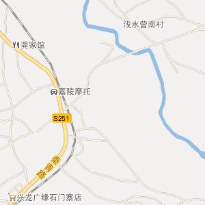 抚宁石门寨电子地图_中国电子地图网图片