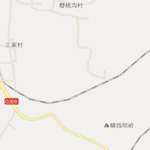 葫芦岛建昌电子地图_中国电子地图网