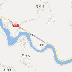 文成县樟台乡电子地图