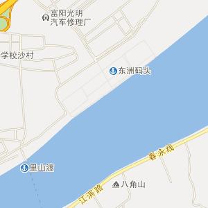 富阳渔山电子地图_中国电子地图网
