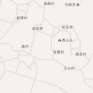 东山岛旅游景点分布图