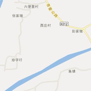 南浔区菱湖镇电子地图