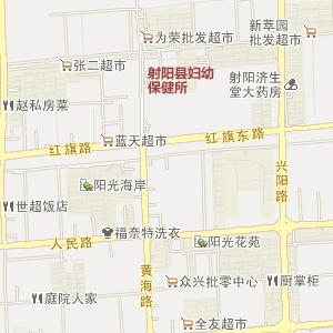 射阳县合德镇在线电子地图查询