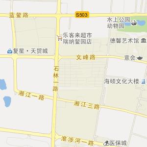 青岛市地图,青岛电子地图