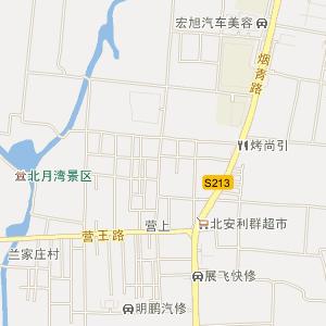 山东电子地图 青岛电子地图