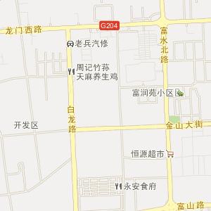 烟台莱阳电子地图_中国电子地图网