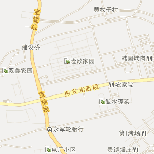 义县到朝阳地图