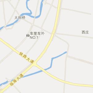 临海大田电子地图_大田在线公路地图查询