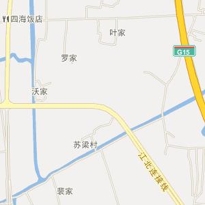 江北区慈城镇电子地图