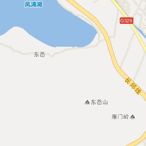 慈溪市龙山镇电子地图