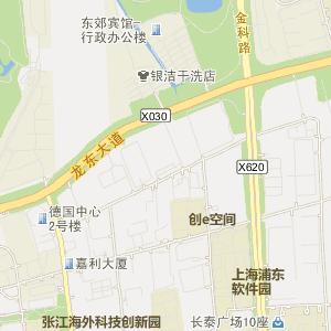 上海浦东新区张江镇-上海结网