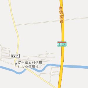 辽宁电子地图 锦州电子地图