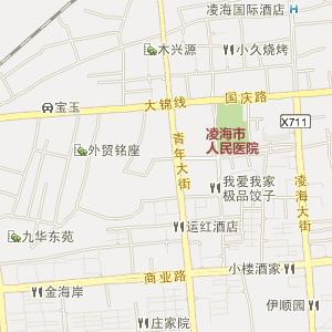 阜新清河门地图