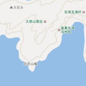 嵊泗五龙电子地图_五龙在线公路地图