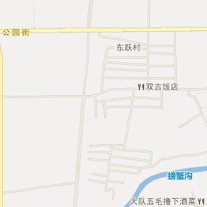 辽宁电子地图 盘锦电子地图