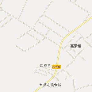 四川宜宾屏山县富荣镇行政区划