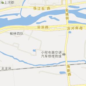 抚顺顺城电子地图_中国电子地图网