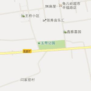 代力吉电子地图