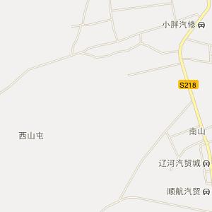 吉林省电子地图 四平市电子地图 梨树县电子地图 孤家子镇电子地图