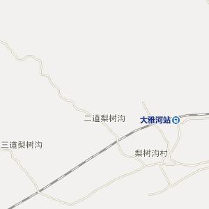 桓仁到四平地图