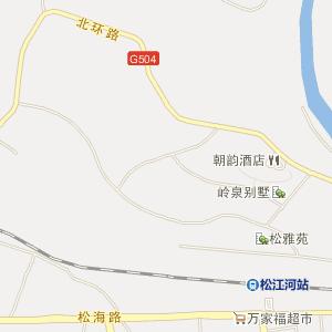 抚松松江河电子地图_中国电子地图网图片
