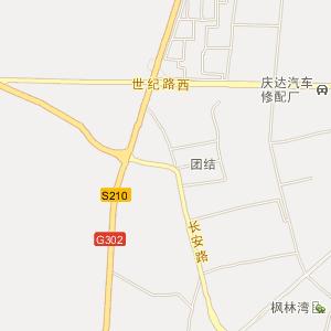 蛟河长安电子地图_中国电子地图网