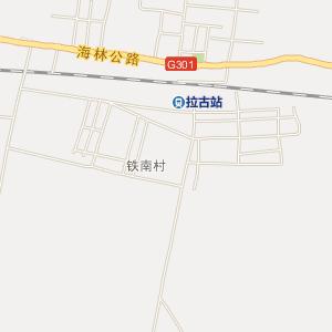 黑龙江省电子地图 牡丹江市电子地图