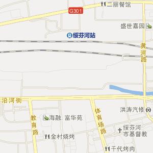 牡丹江绥芬河电子地图
