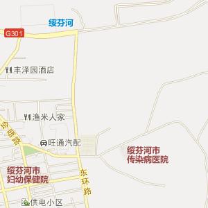 中国地图矢量几何