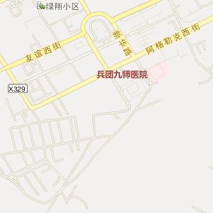 塔城额敏电子地图_中国电子地图网
