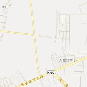 新疆电子地图 塔城电子地图