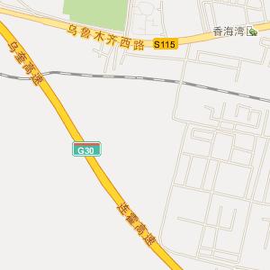 塔城沙湾电子地图_中国电子地图网