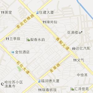 济南到新疆多少公里