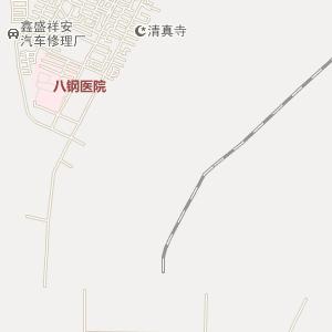 新疆电子地图 乌鲁木齐电子地图