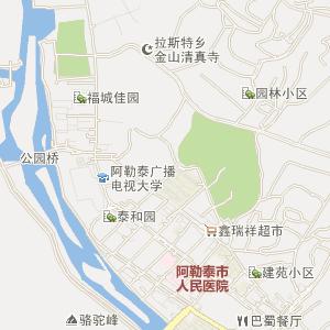 伊犁位于中国的地图