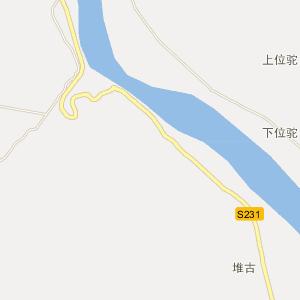 玉龙塔城电子地图_中国电子地图网