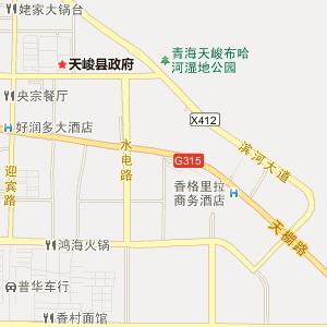 海西蒙古族藏族自治州天峻县邮政编码-邮编,区号,邮政编码.
