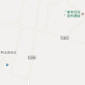 保山市隆阳区河图镇地图