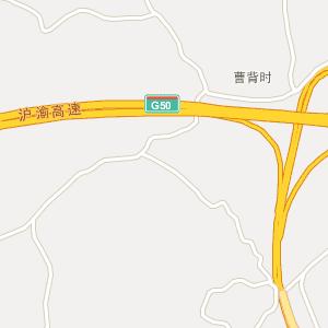 新立镇地图 双桂镇地图