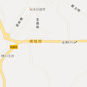 忠县新立镇地图